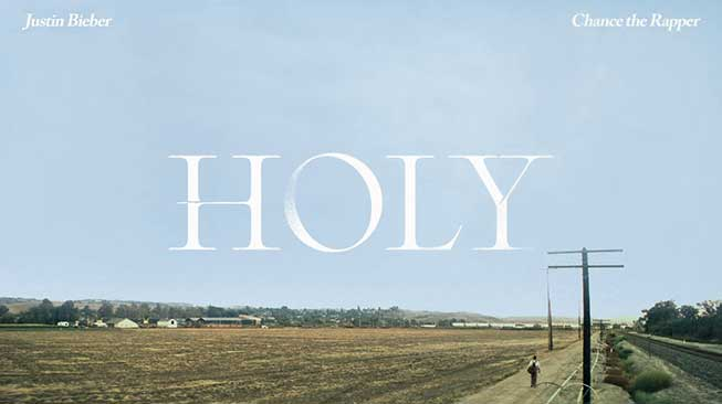 Holy – Justin Bieber